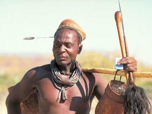 Rinderhirte der Himba