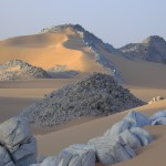 Montagne bleue, Niger