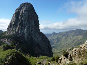 Roque de Agando, Gomera