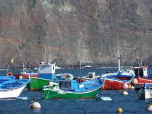 Hafenbucht von Vueltas