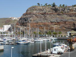 Hafen von San Sebastian